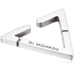 [ドクターモンロー] Dr MONROE トライアングルイヤーカフL シルバー925 EC-09-SV