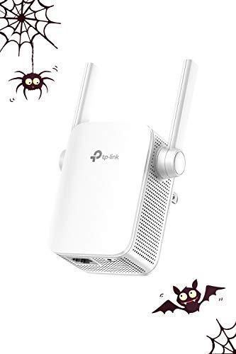 【Amazon.co.jp 限定】TP-Link WiFi中継器 AC1200中継器 無線LAN 中継機 866 + 300Mbps ハイパワー ブリッジ搭載 無線LAN中継機 有線LAN付き イーサネットコンバーター 3年保証