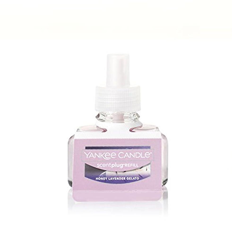 失バイソンお世話になったYankee Candle HoneyラベンダーGelato scent-plug Air Freshener Refill
