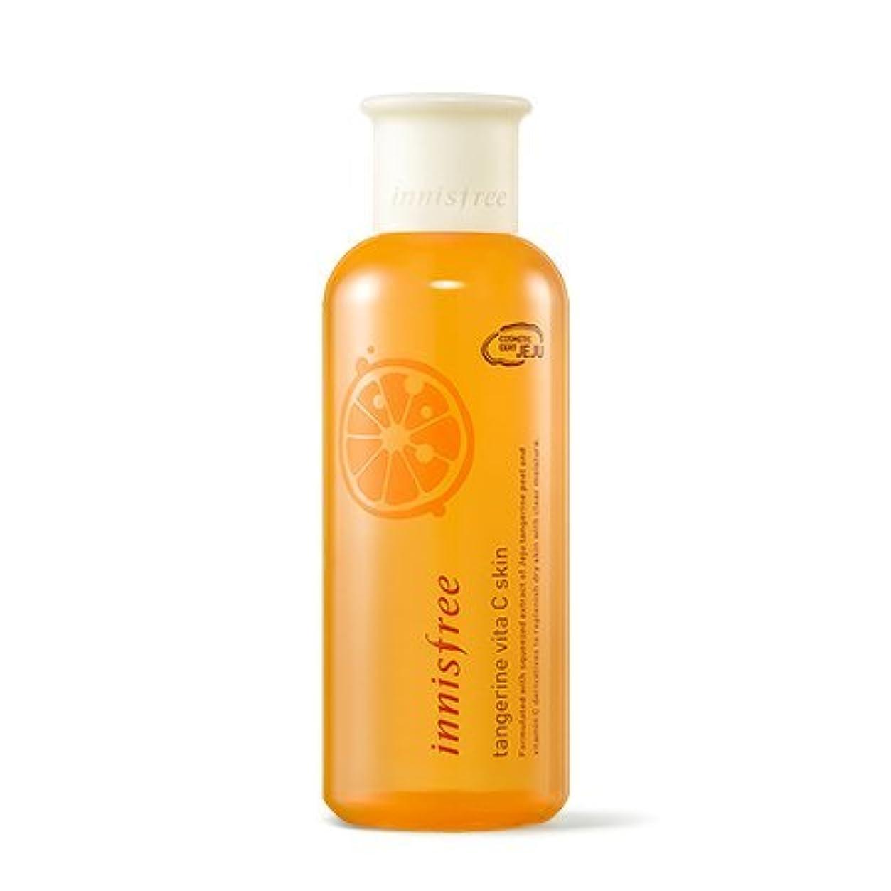 スイ生き残り上院議員[New] innisfree Tangerine Vita C Skin 200ml/イニスフリー タンジェリン ビタ C スキン 200ml [並行輸入品]