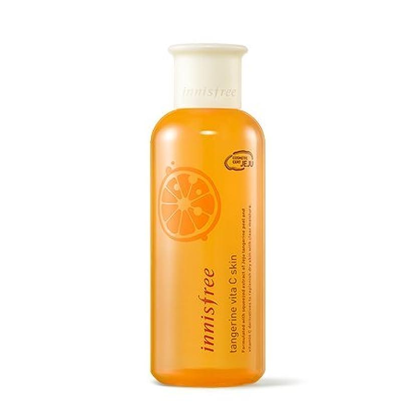 ドール話をする[New] innisfree Tangerine Vita C Skin 200ml/イニスフリー タンジェリン ビタ C スキン 200ml [並行輸入品]