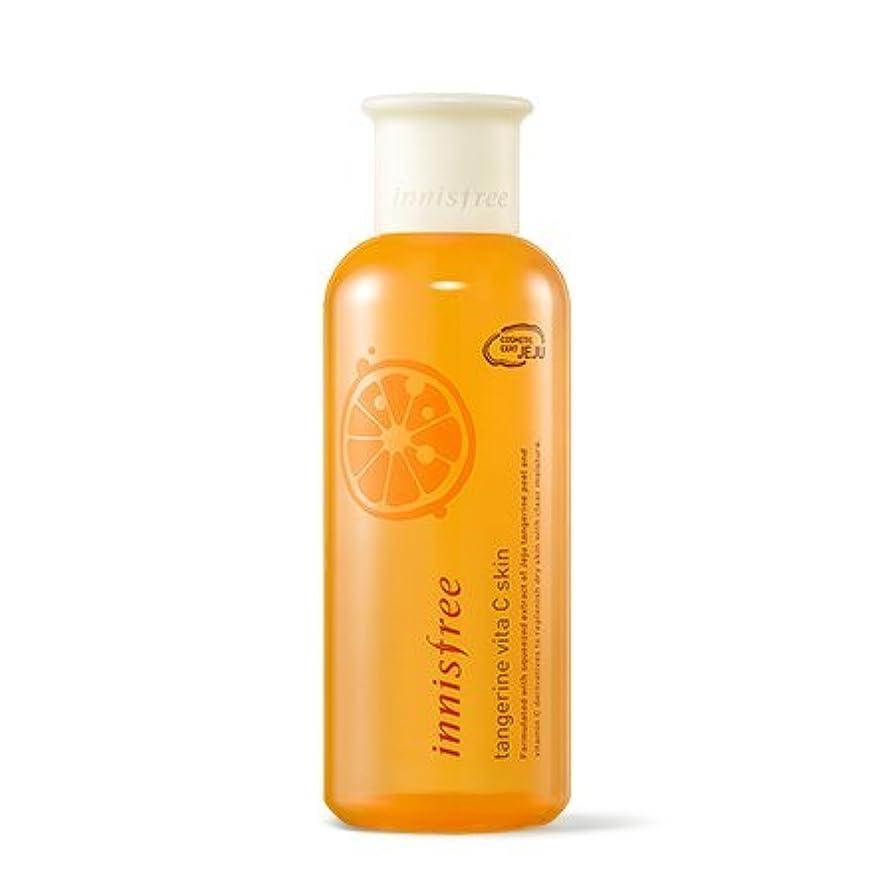 見せますほうきコンセンサス[New] innisfree Tangerine Vita C Skin 200ml/イニスフリー タンジェリン ビタ C スキン 200ml [並行輸入品]