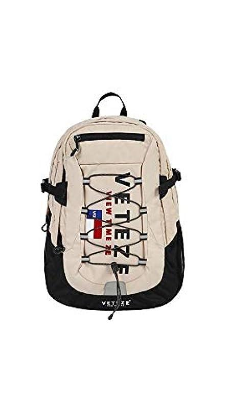 レギュラー大聖堂スリーブベテゼ リュック VETEZE Big Logo Backpack 国内正規品 はっ水素材使用 ユニセックスデザイン