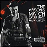 The Arson's Match: Peter Karp, Live in NYC