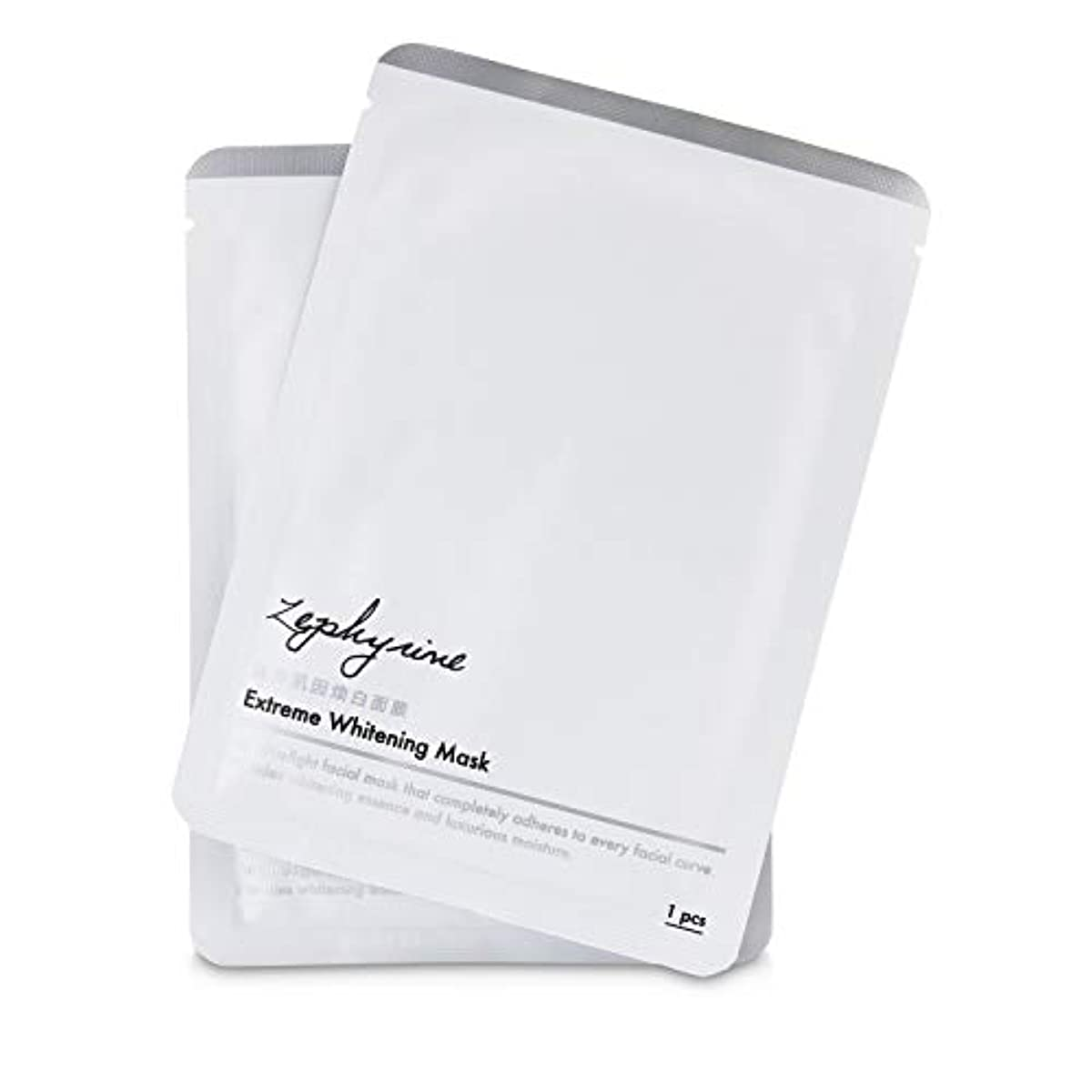 実行可能やむを得ない航空Zephyrine Extreme Whitening Mask 3pcs並行輸入品