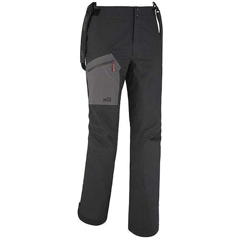 プレゼンテーション作業新しさ[ミレー] 登山用防水透湿パンツ ELEVATION GTX PANT M メンズ Black-Noir EU S (日本サイズM相当)