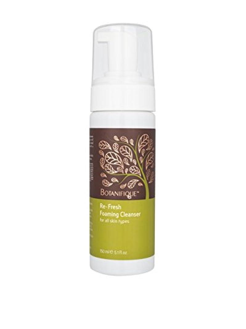 すべてそれから赤面Botanifique Re-Fresh Foaming Cleanser 150ml/5oz並行輸入品