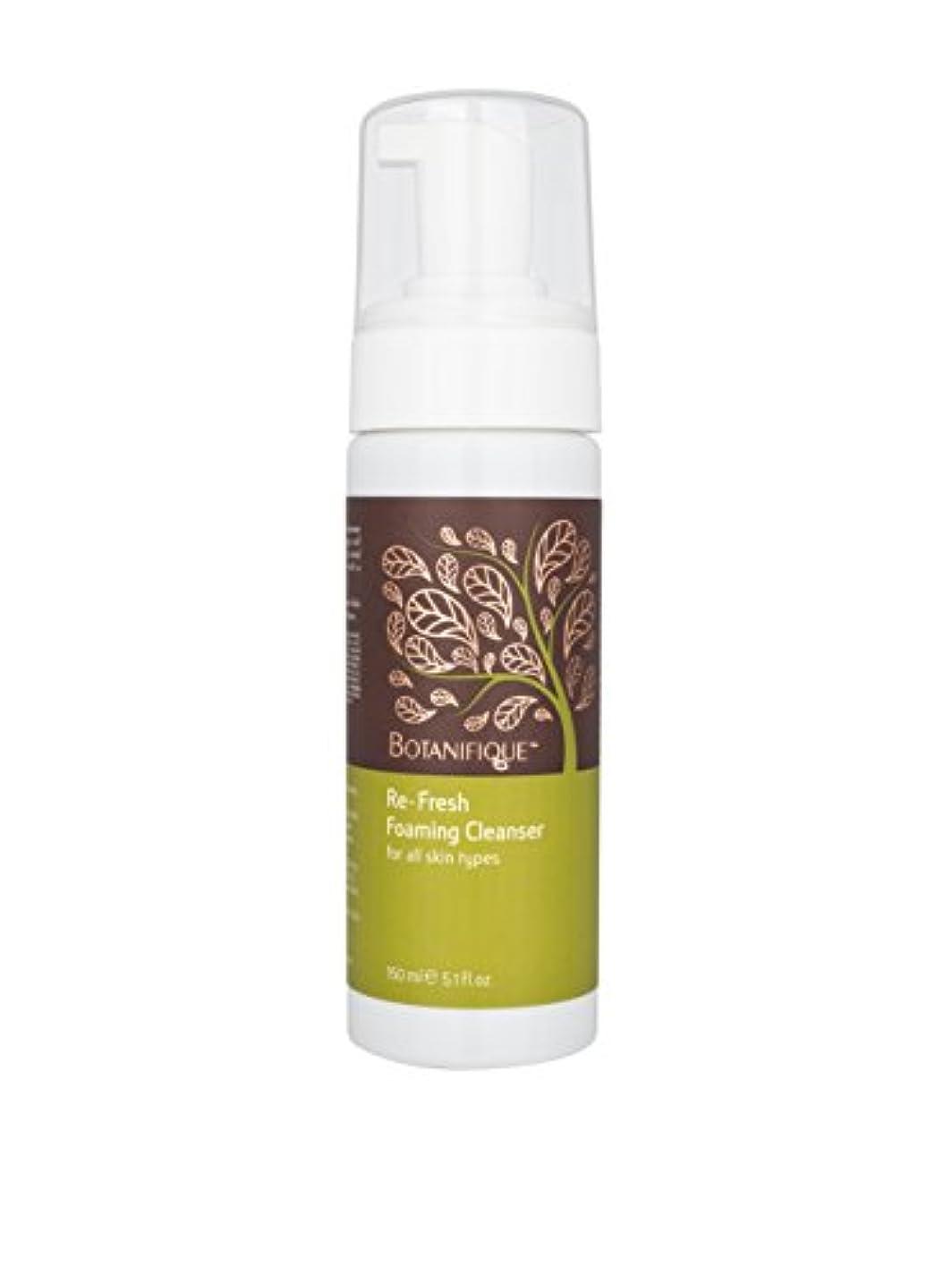 架空の願望脈拍Botanifique Re-Fresh Foaming Cleanser 150ml/5oz並行輸入品