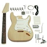 Saga ST-10 S Style Electric Guitar Kit エレキギター エレクトリックギター【並行輸入】