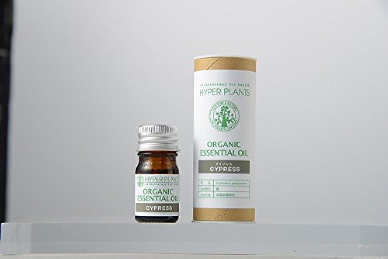 意義学習乳剤HP オーガニックエッセンシャルオイル サイプレス  5ml