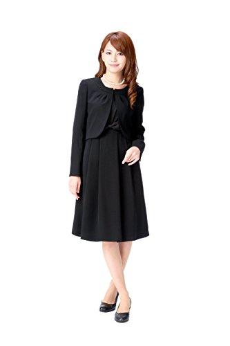 (マーガレット)marguerite m426 ブラックフォーマル レディース アンサンブル 礼服