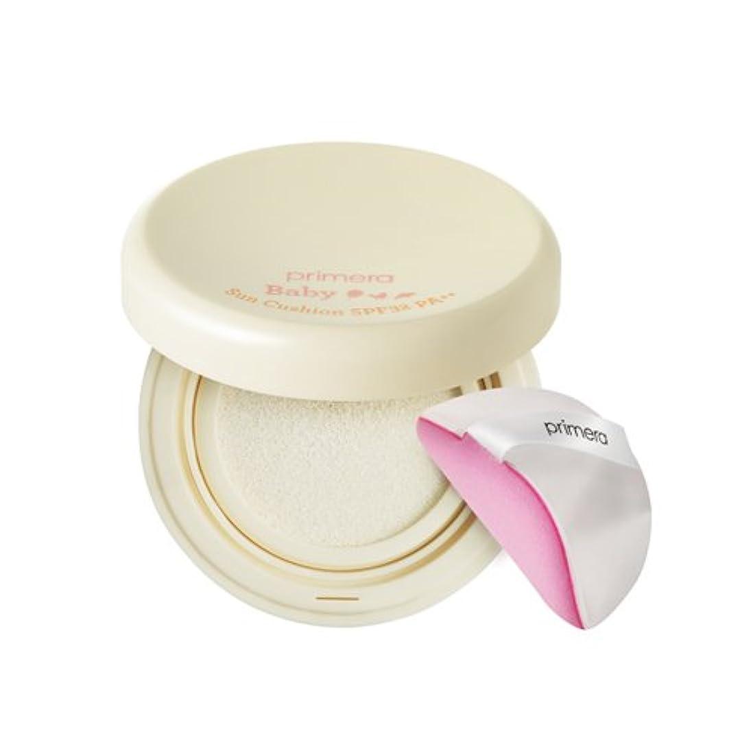 プロトタイプ大洪水宿題Korean Cosmetics Amorepacific Primera Baby Sun Cushion SPF32 PA++[並行輸入品]
