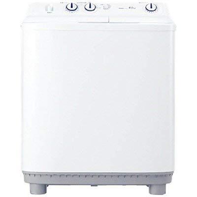ハイアール(Haier) 洗濯機 JW-W45E-W ホワイト