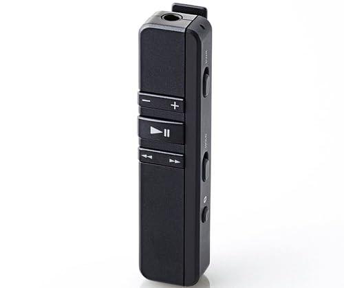 ELECOMエレコム iPhone6 iPhone6 Plus 対応 Bluetooth Bluetoothレシーバ NFC対応 PAR400 ブラック LBT-AVPAR400BK