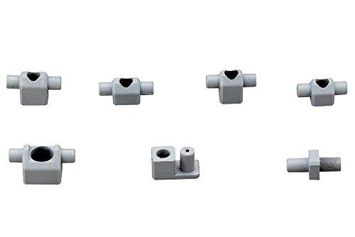 M.S.G モデリングサポートグッズ メカサプライ11 ジョイントセットC 全長約11~14mm NONスケール プラモデル