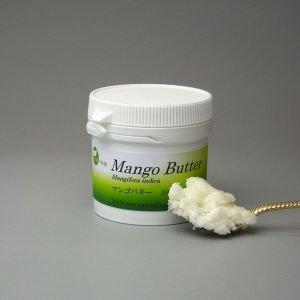 [植物バター・ワックス] しっとりなめらかお肌 マンゴバター 100g