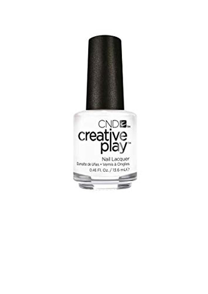 ベスビオ山取り壊す修復CND Creative Play Lacquer - I Blanked Out - 0.46oz / 13.6ml