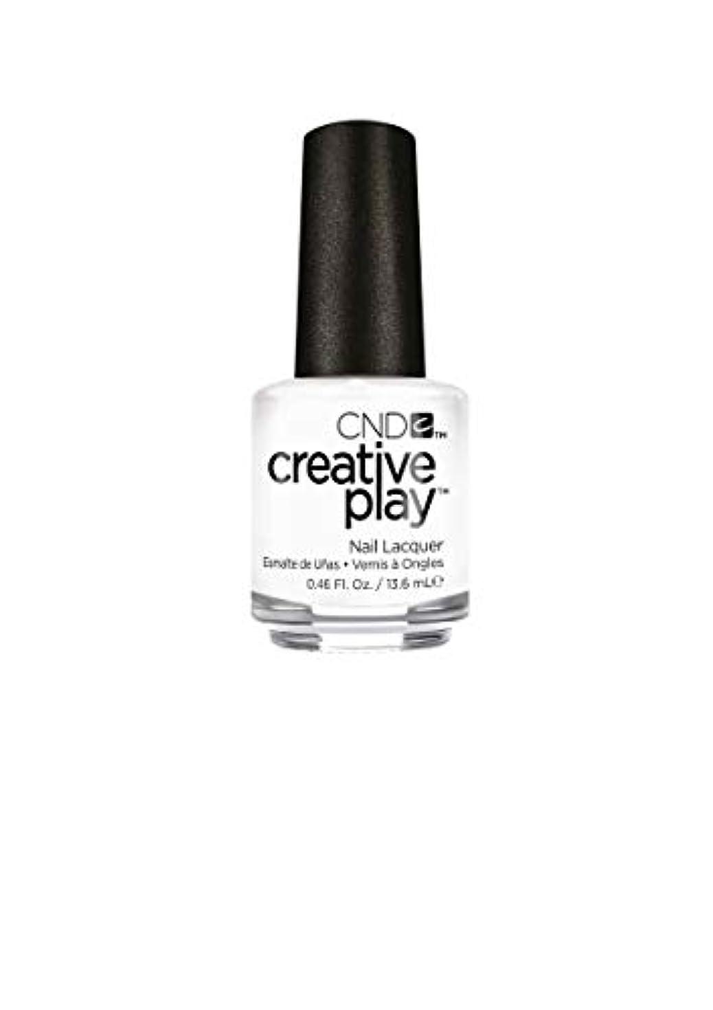 信じられないケーブルカー懸念CND Creative Play Lacquer - I Blanked Out - 0.46oz / 13.6ml
