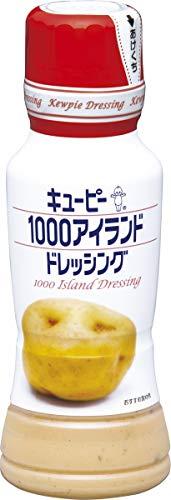 1000アイランドドレッシング ボトル180ml