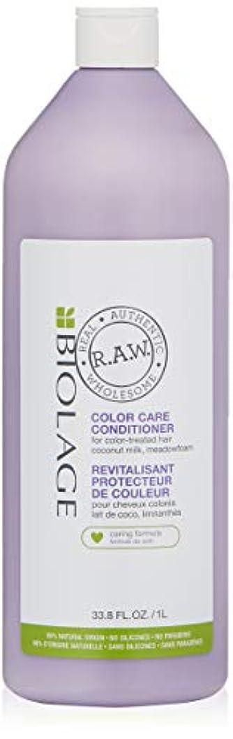 私たち自身ほぼ同志マトリックス Biolage R.A.W. Color Care Conditioner (For Color-Treated Hair) 1000ml/33.8oz並行輸入品