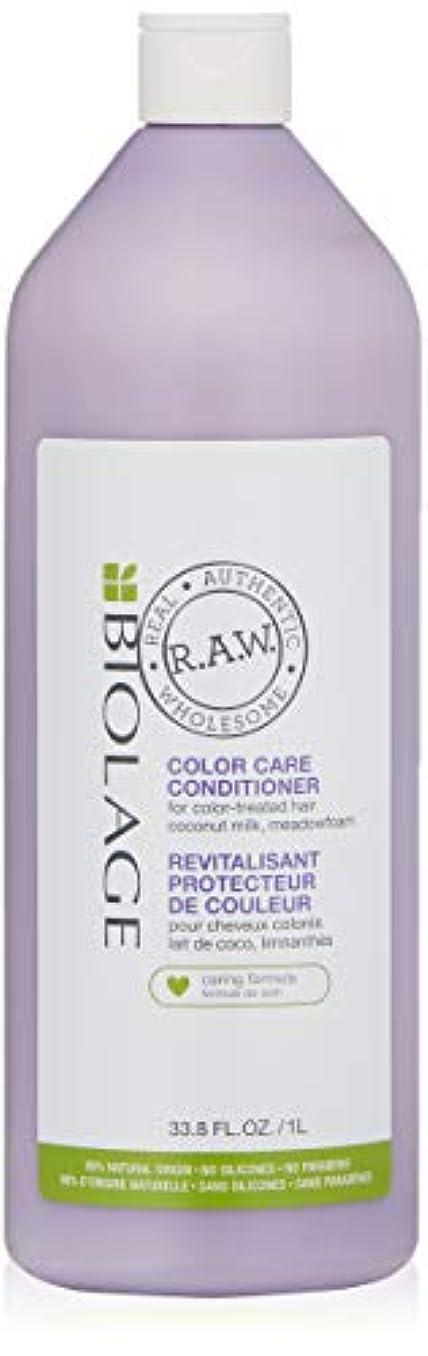 米ドルポール期待してマトリックス Biolage R.A.W. Color Care Conditioner (For Color-Treated Hair) 1000ml/33.8oz並行輸入品