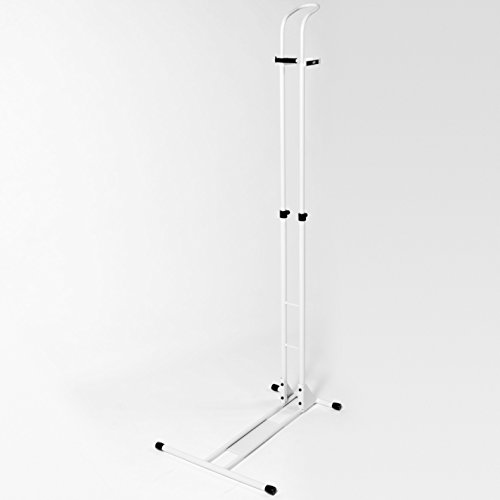 iWA(丸八工機) 室内保管用縦置きスタンド A01V ロードバイク/マウンテン/クロスバイク対応 高さ調整が可能 20インチのミニベロから29インチホイールまで
