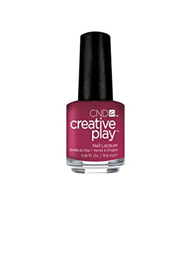メダルディレイ応じるCND Creative Play Lacquer - Berried Secrets - 0.46oz / 13.6ml