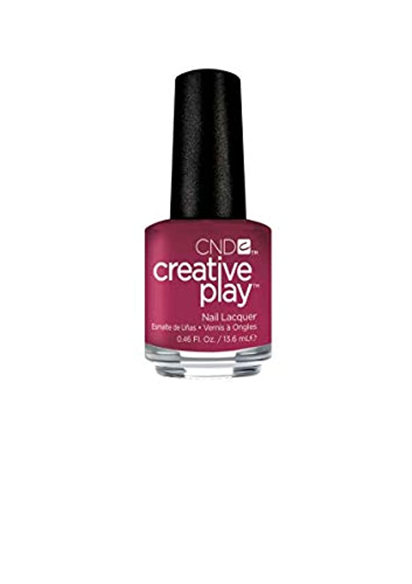 暗黙ギャング年金CND Creative Play Lacquer - Berried Secrets - 0.46oz / 13.6ml