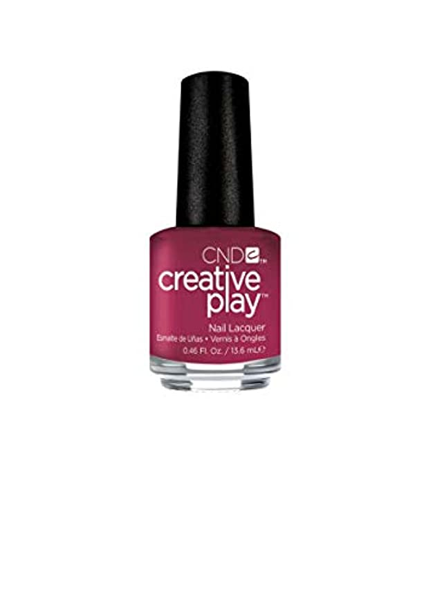 カヌー論理的ブレスCND Creative Play Lacquer - Berried Secrets - 0.46oz / 13.6ml