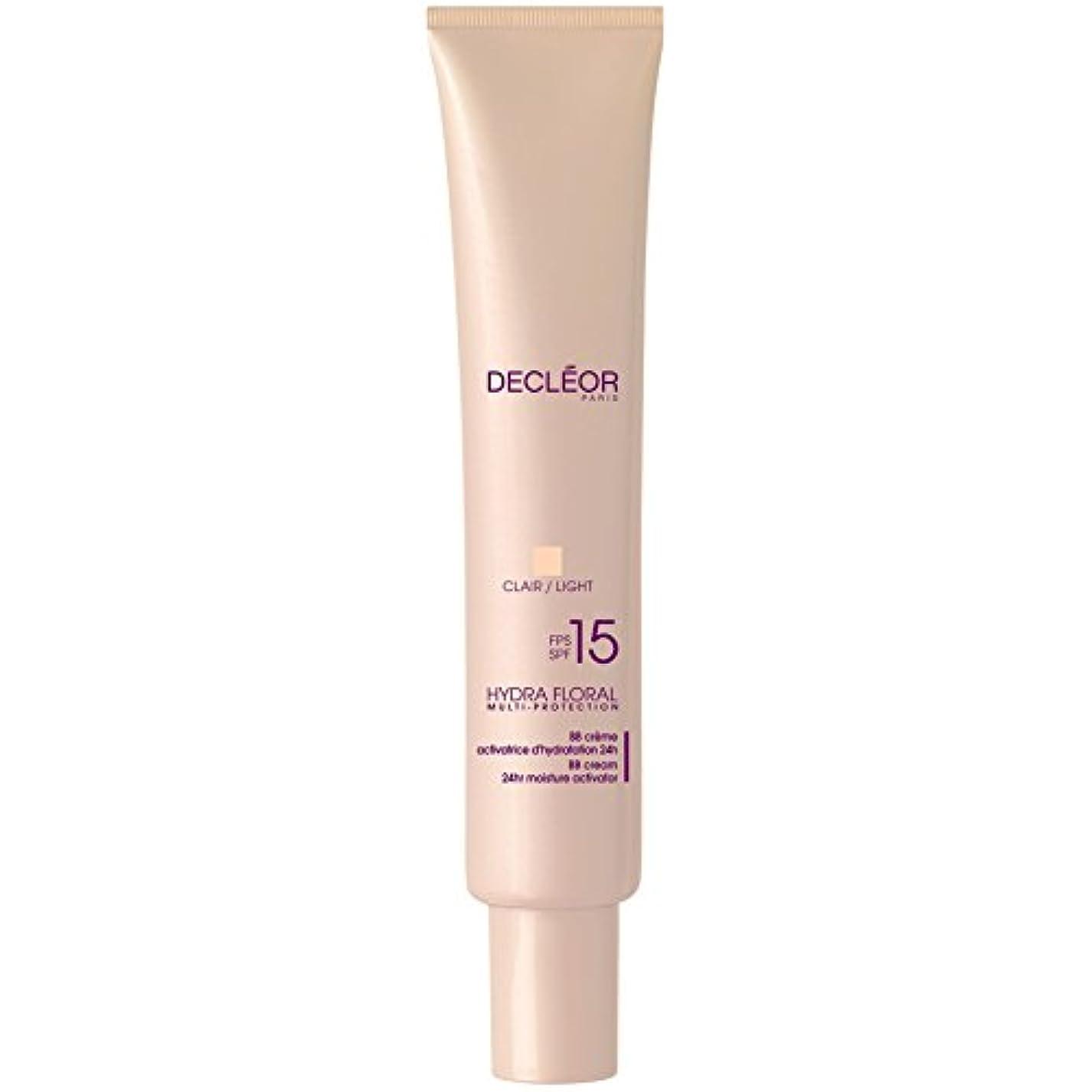 熟達ヒョウ熱心[Decl?or ] デクレオールBbクリームスキンパーフェクの40Mlの光 - Decl?or BB Cream Skin Perfector 40ml Light [並行輸入品]