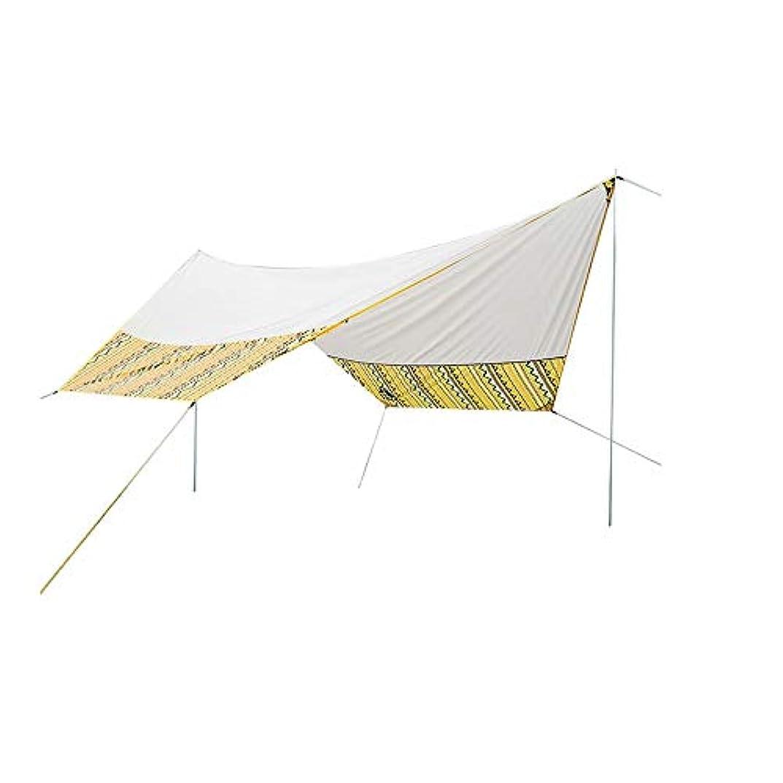 回答瞑想するについてFeelyer 防水テント屋外のキャンプテント日焼け止めUV保護ポータブルテント15.3 x 13.1フィート耐久性のあるデザイン 顧客に愛されて (色 : カーキ, サイズ : Free size)
