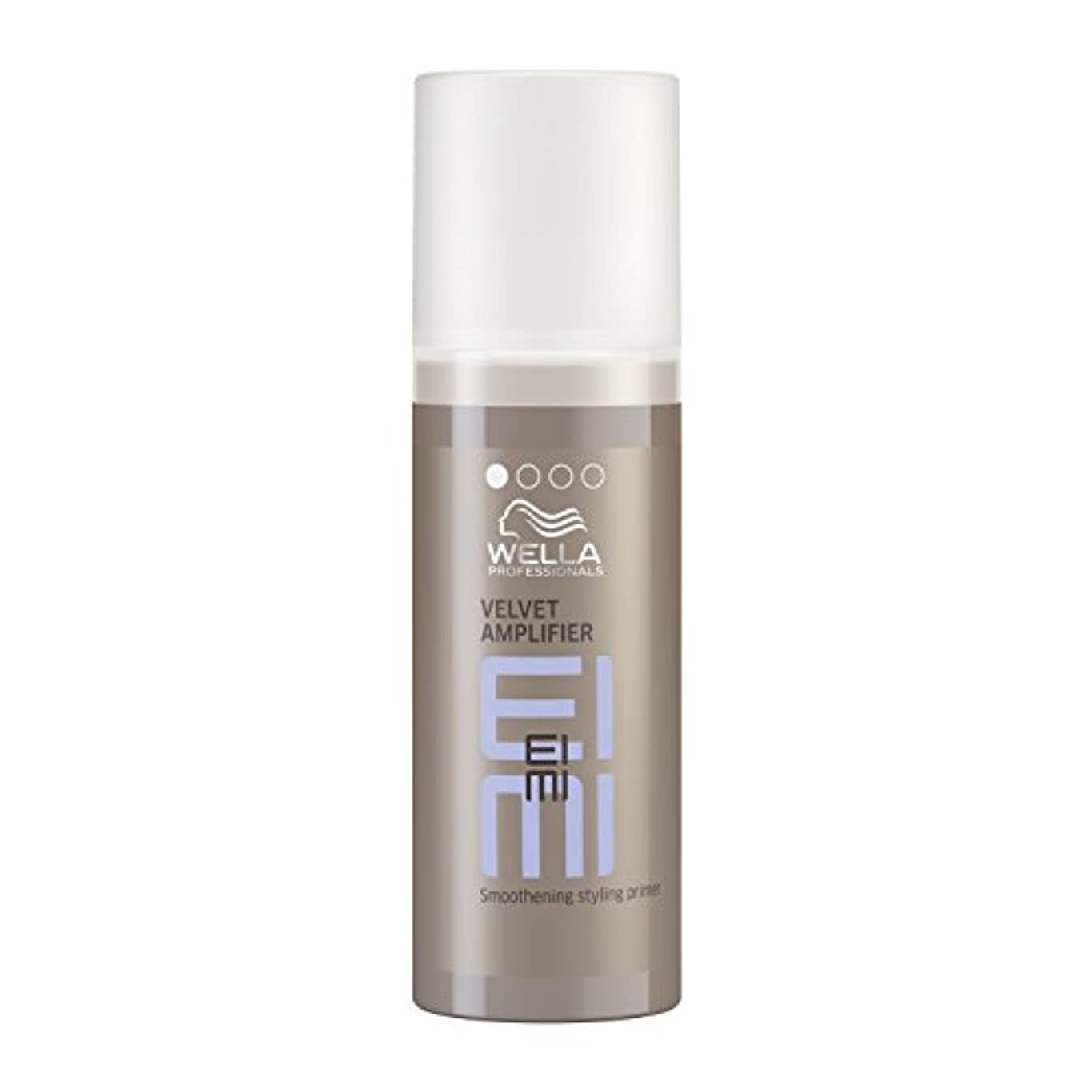 寝具救出報復するWella EIMI Velvet Amplifier Smoothening Styling Primer 50 ml [並行輸入品]