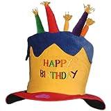 Childrens Birthday Cake Hat