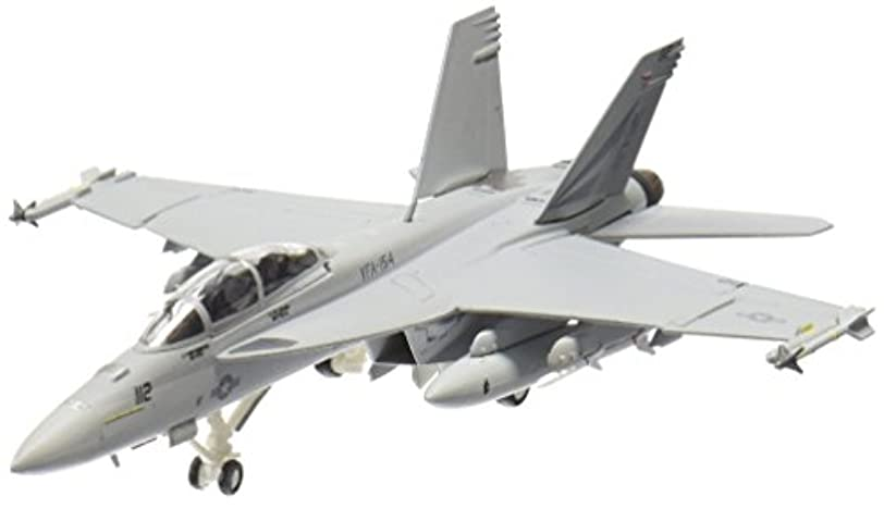 揮発性継承切り下げホーガン 1/200 F/A-18F アメリカ海軍 ブラックナイツ NG112 ロービジ VFA-154 (6153) 完成品