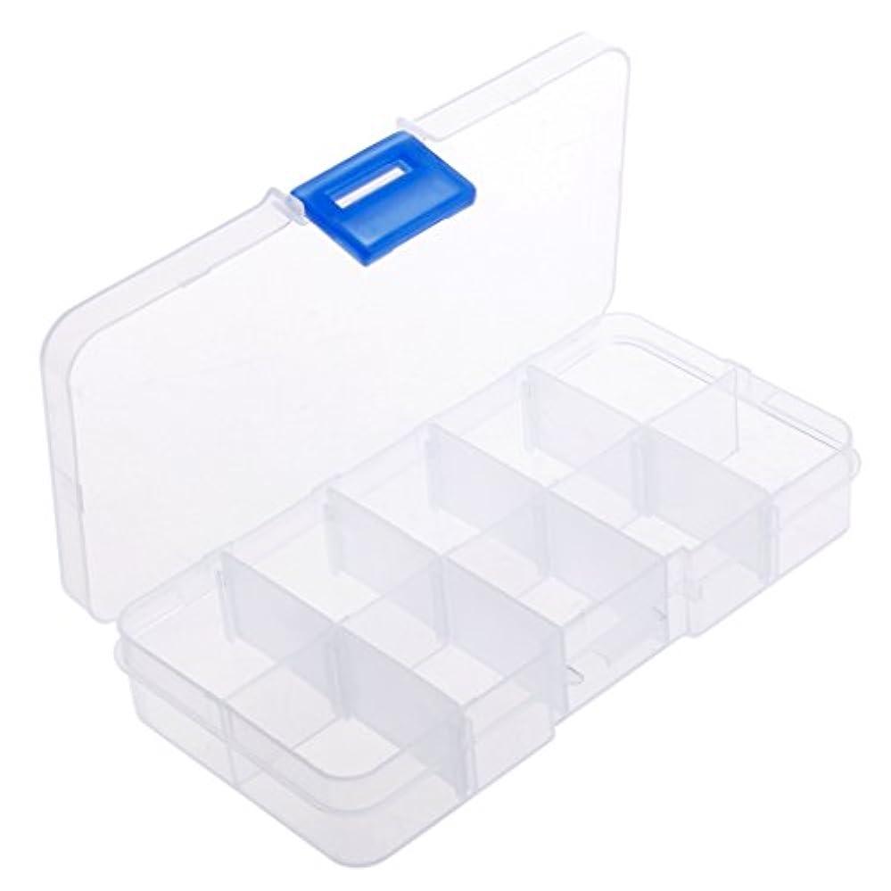 手術カプセル恋人ワーム餌ボックス釣りルアーフック餌ストレージボックスプラスチック調節可能なケースタックルアクセサリー