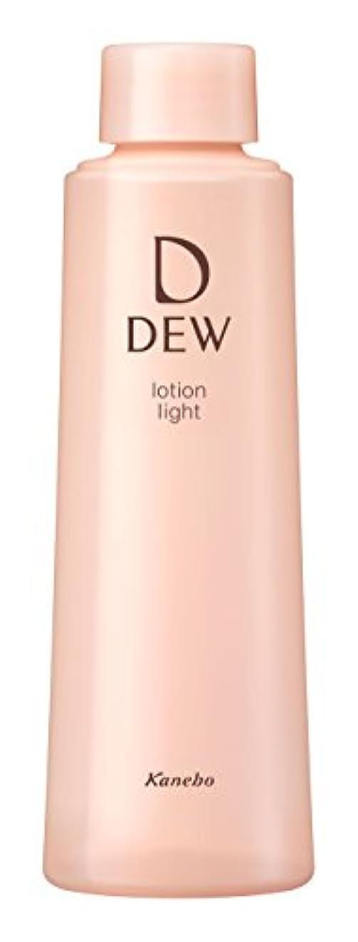 組バルーン課すDEW ローション さっぱり レフィル 150ml 化粧水