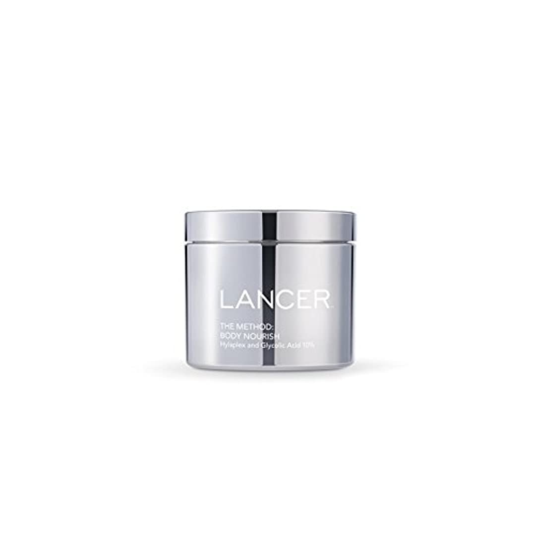 カテナメディカル後方Lancer Skincare The Method: Body Nourish (325ml) (Pack of 6) - 本体養う(325ミリリットル):ランサーは、方法スキンケア x6 [並行輸入品]