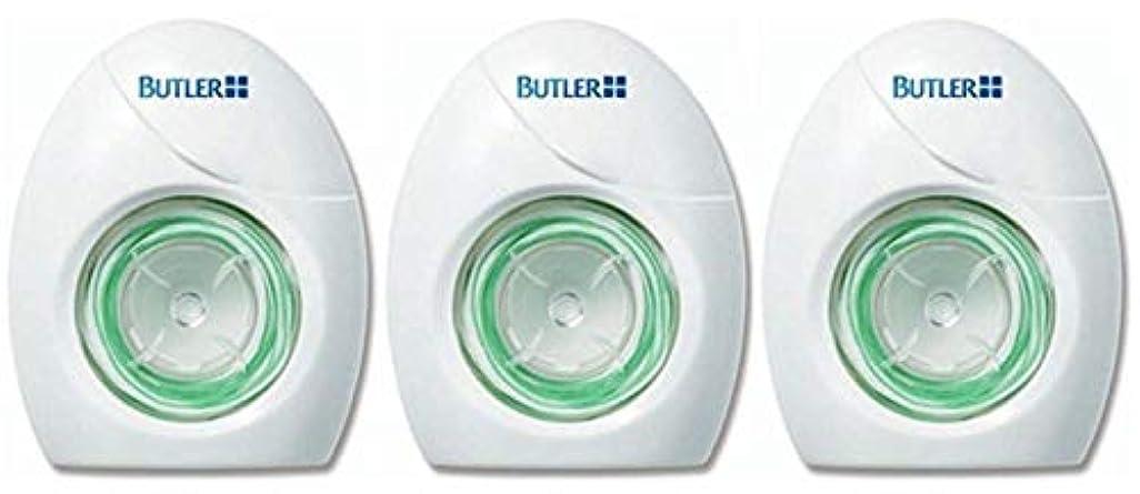 雲平和な浸漬サンスター(SUNSTAR) バトラー(BUTLER) イージースレッドフロス 50回分×3個