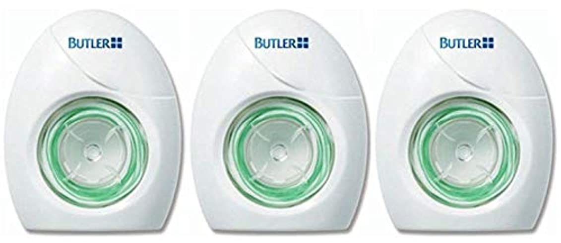 基本的な拡散する関係サンスター(SUNSTAR) バトラー(BUTLER) イージースレッドフロス 50回分×3個