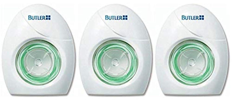 かんがい雇った単調なサンスター(SUNSTAR) バトラー(BUTLER) イージースレッドフロス 50回分×3個