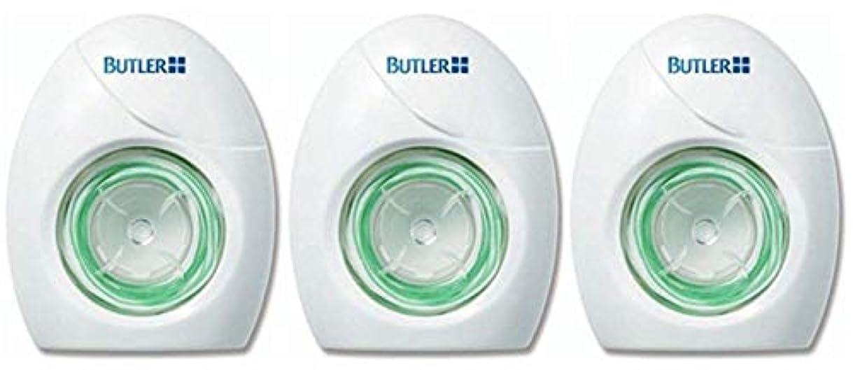 畝間癒す剛性サンスター(SUNSTAR) バトラー(BUTLER) イージースレッドフロス 50回分×3個