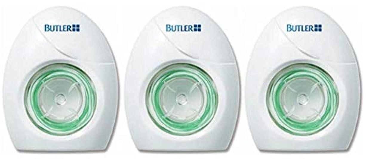 ウイルスクラックポット従事したサンスター(SUNSTAR) バトラー(BUTLER) イージースレッドフロス 50回分×3個