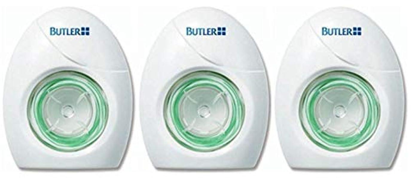 抜粋閉じる間サンスター(SUNSTAR) バトラー(BUTLER) イージースレッドフロス 50回分×3個