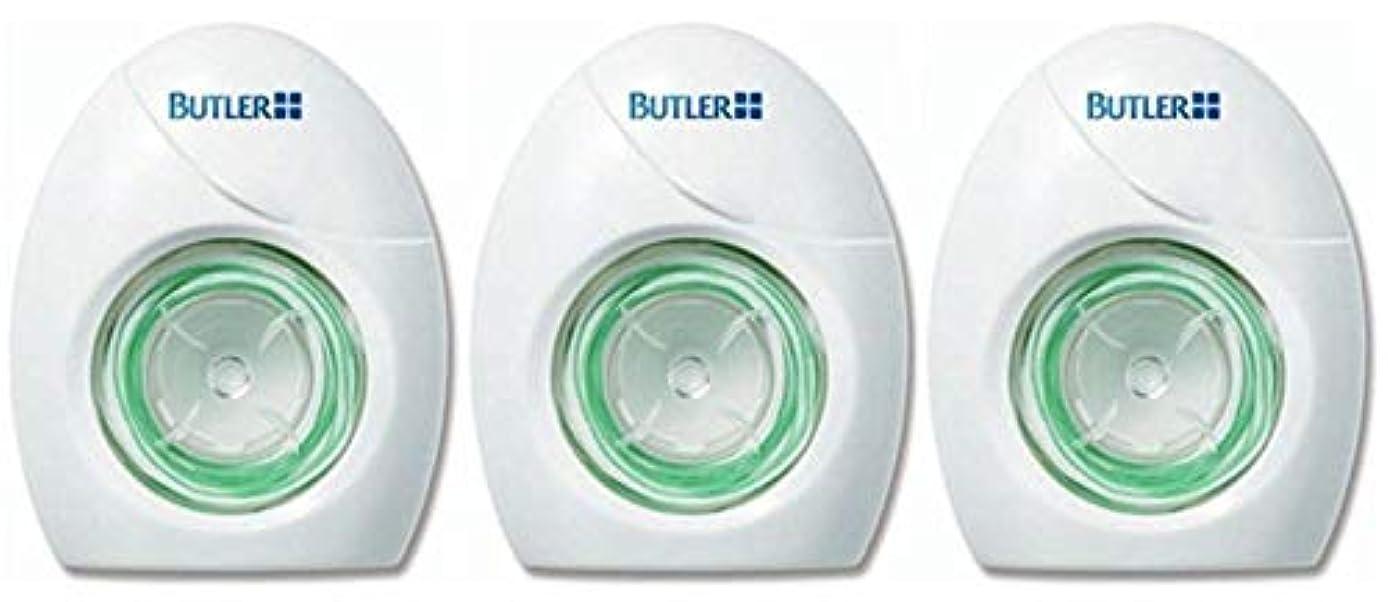 たらいこれら虚栄心サンスター(SUNSTAR) バトラー(BUTLER) イージースレッドフロス 50回分×3個