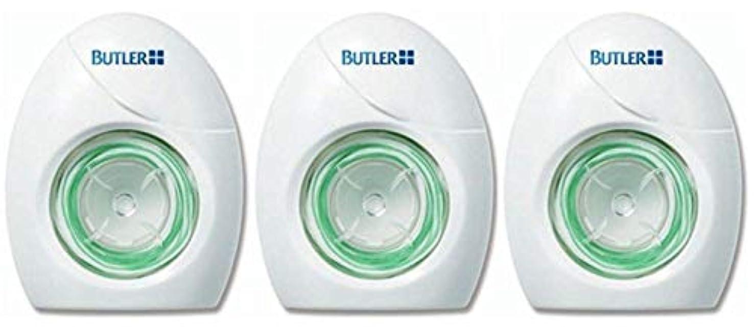 作家急勾配の安全なサンスター(SUNSTAR) バトラー(BUTLER) イージースレッドフロス 50回分×3個