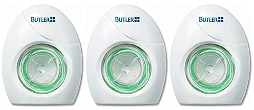ナチュラルすることになっている剃るサンスター(SUNSTAR) バトラー(BUTLER) イージースレッドフロス 50回分×3個