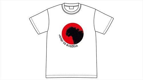 シン・ゴジラ JAPAN VS GODZILLA Tシャツ XLサイズ