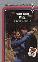 Man And Wife (Harlequin American Romance)