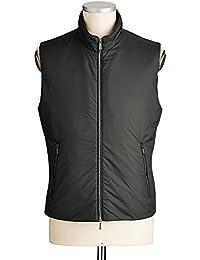 (ムーレー) Moorer Men`s Contemporary Fit Vest メンズコンテンポラリーフィットベスト(並行輸入品)