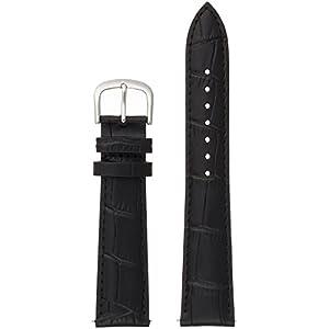 [エンパイア]EMPIRE 時計 ベルト BRUNA 17mm ブラック BRUNA-SS-17-BK